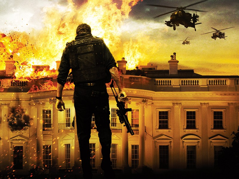 Olympus Has Fallen - Featured